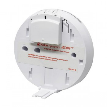 Kidde Slick RF-SFTP Mains Alarm Trimplate with Wireless Capability