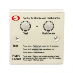 Kidde Firex REMTH Remote Test and Hush Unit