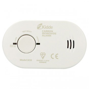 Kidde Lifesaver 5CO Carbon Monoxide Alarm