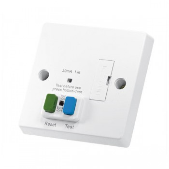 Selectric Square SP-RCD13FCU RCD Fused Connection Unit