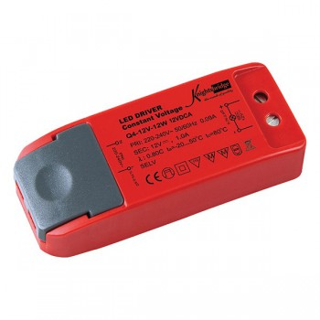 Knightsbridge 12V 12W Constant Voltage LED Driver