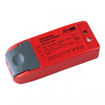 Knightsbridge 24V 12W Constant Voltage LED Driver