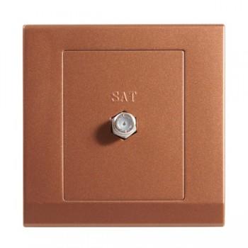 Retrotouch Simplicity Bronze Satellite Socket