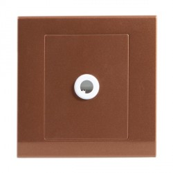 Retrotouch Simplicity Bronze 25A Connection Unit Flex Outlet