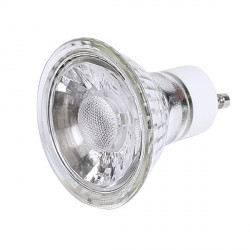 Save Light Crystal Cob 5W Cool White Non-Dimmable GU10 LED Spotlight