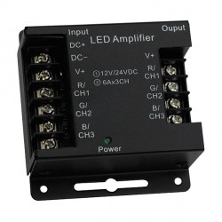 Ansell Touch Amplifier/Repeater for Cobra RGB LED Strip