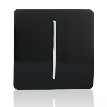 Trendi Black Door Bell Switch