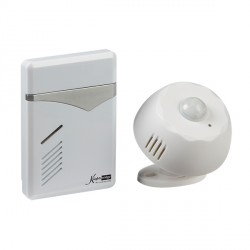 Knightsbridge Wireless PIR Sensor Door Chime