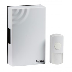 Knightsbridge Wireless Mechanical Door Chime