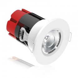 Aurora Lighting m7 6W 3000K Non-Dimmable Fixed LED Downlight