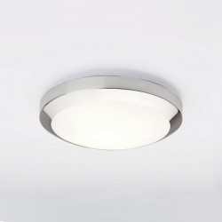 Astro Dakota 300 Polished Chrome Ceiling Light