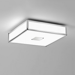 Astro Mashiko 300 Polished Chrome Ceiling Light