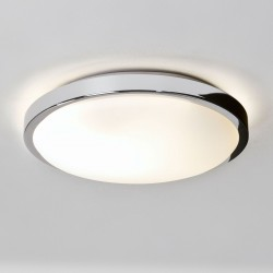 Astro Denia Polished Chrome Ceiling Light