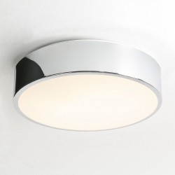 Astro Mallon Plus Polished Chrome Ceiling Light