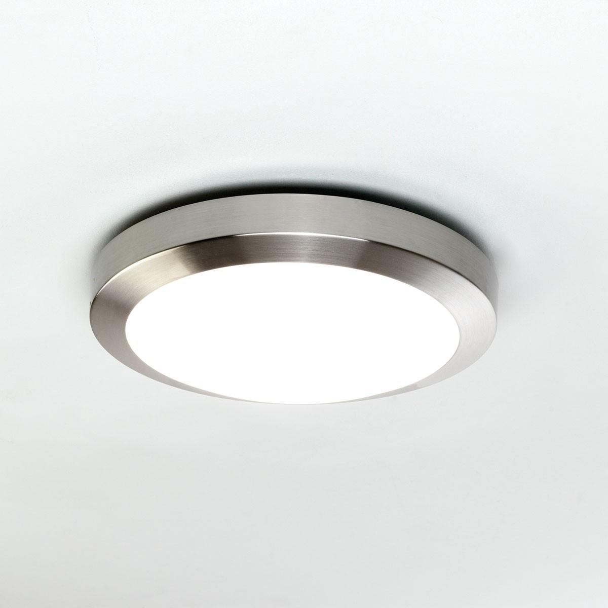 light brushed mount ceiling nickel com flush ceilings philips l pixball semi equinox