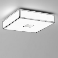 Astro Mashiko Classic 300 Polished Chrome Bathroom Ceiling Light