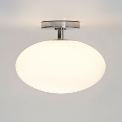 Astro Zeppo Polished Chrome Ceiling Light