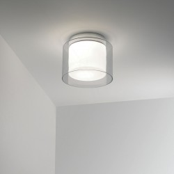 Astro Arezzo Ceiling Polished Chrome Ceiling Light