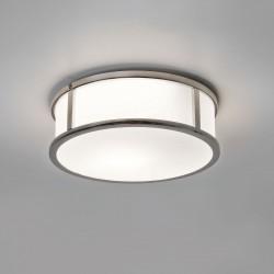Astro Mashiko 230 Round Polished Chrome Bathroom Ceiling Light