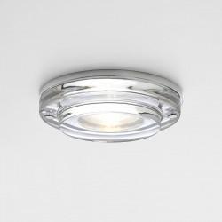 Astro Mint Round GU10 Polished Chrome Bathroom Downlight