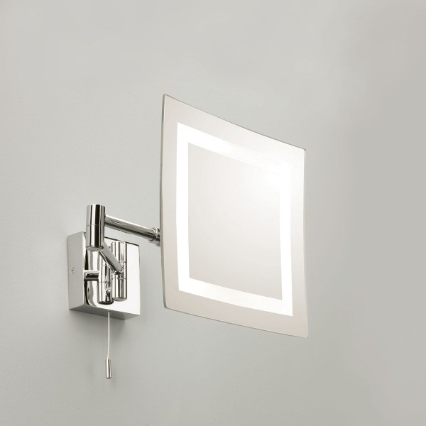 Astro Torino Polished Chrome Bathroom Mirror Light