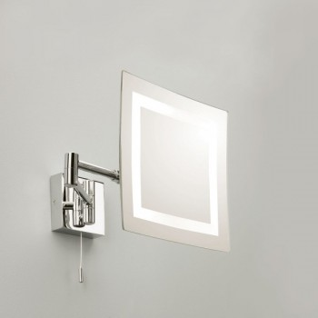 Astro Torino Polished Chrome Bathroom Mirror Light