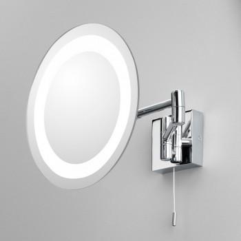 Astro Genova Polished Chrome Bathroom Mirror Light