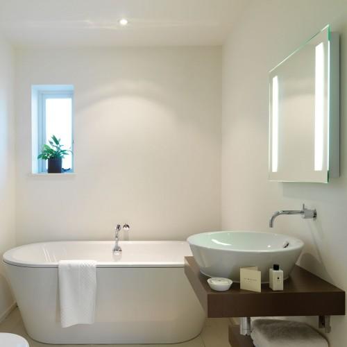 Astro Galaxy Bathroom Mirror Light