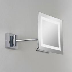 Astro Niro Plus Polished Chrome Bathroom Mirror Light