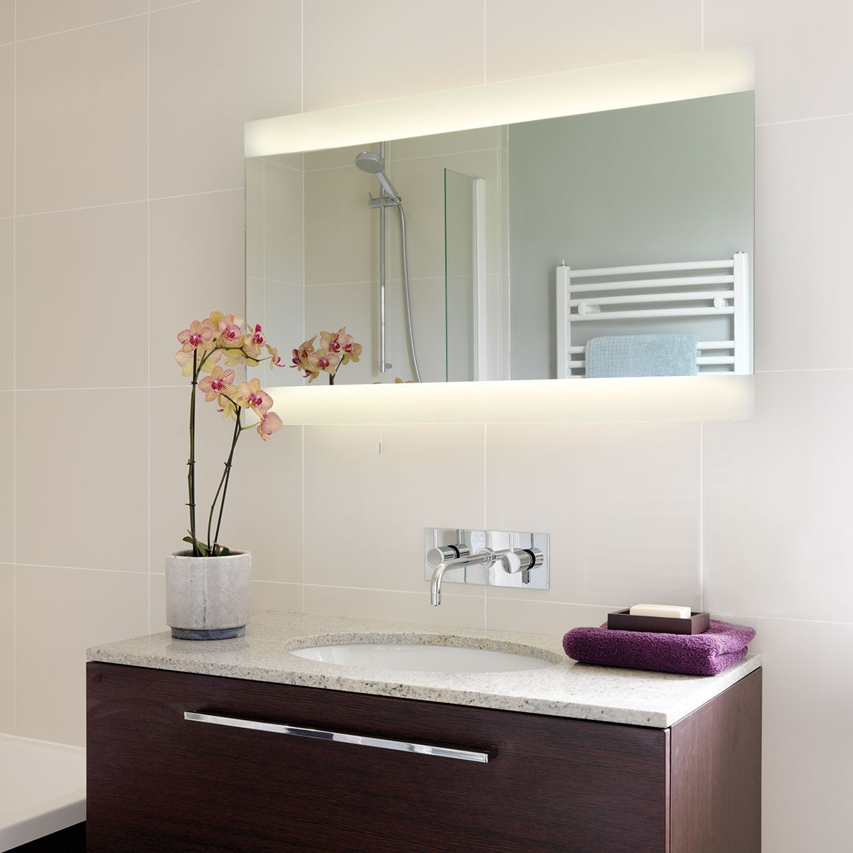 Astro Fuji Wide 1250 Bathroom Mirror Light At UK Electrical Supplies