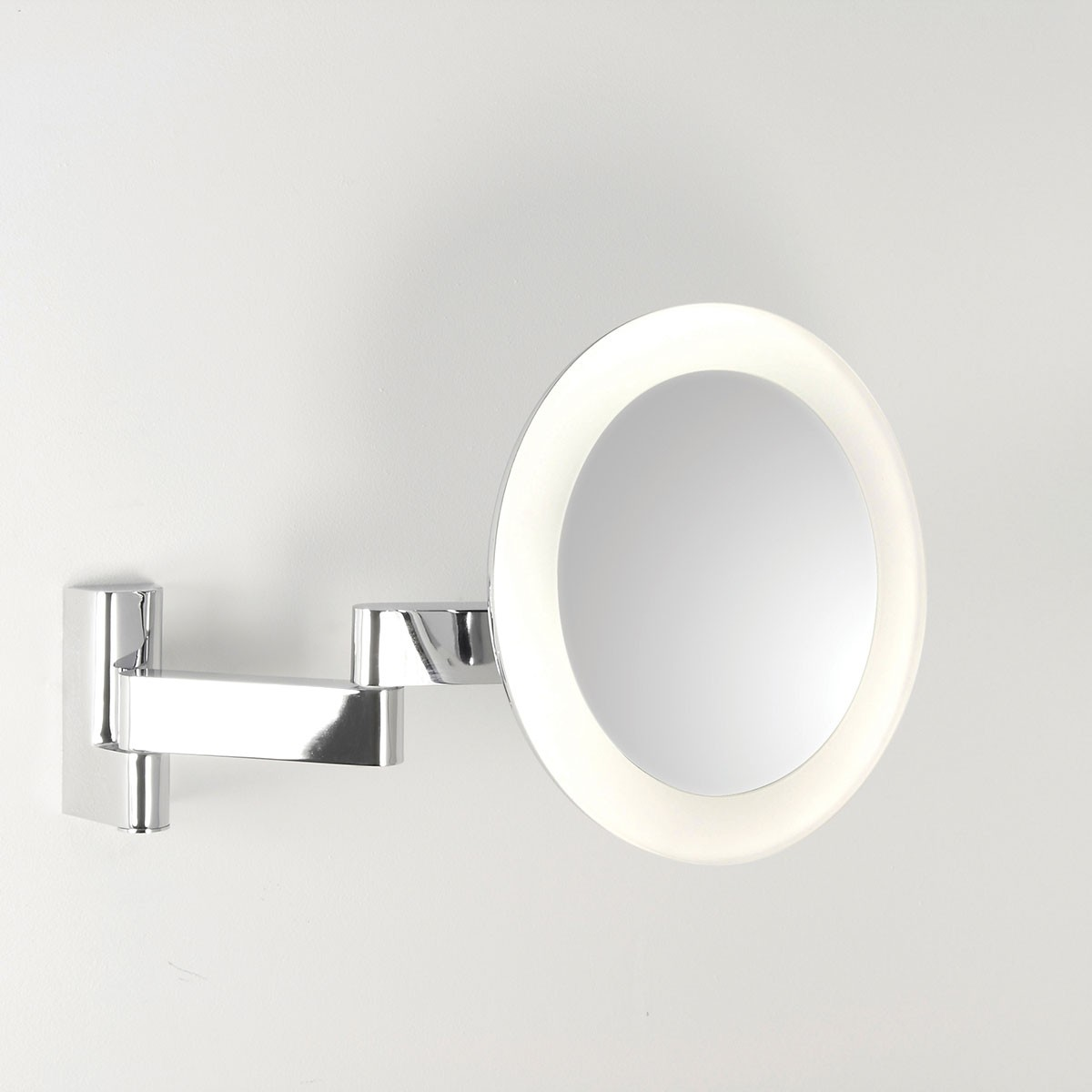 Astro Niimi Round Polished Chrome Led Bathroom Mirror Light At Uk Electrical Supplies