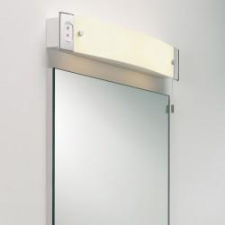 Astro Shaver Light Polished Chrome Bathroom Wall Light