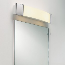 Astro Anja Shaver Polished Chrome Bathroom Wall Light