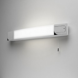 Astro Ixtra Shaverlight Polished Chrome Bathroom Wall Light