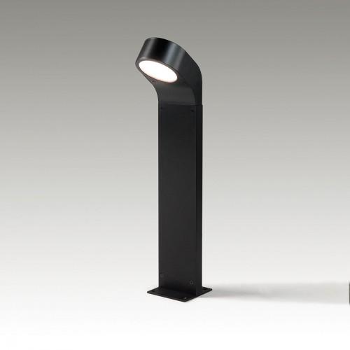 Astro Soprano Black Outdoor Bollard Light