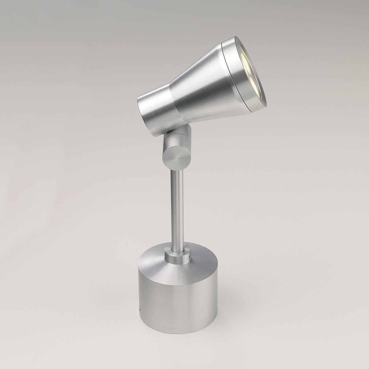 Astro Jardino Brushed Aluminium Outdoor Led Bollard Light At Uk