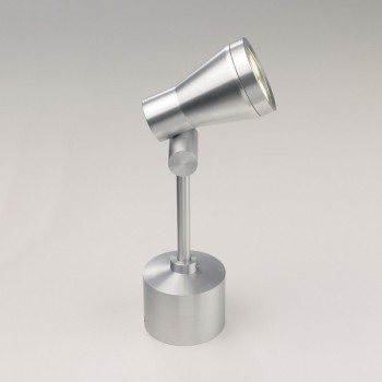 Astro Jardino Brushed Aluminium Outdoor LED Bollard Light