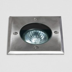 Astro Gramos Square Stainless Steel Outdoor Ground Light