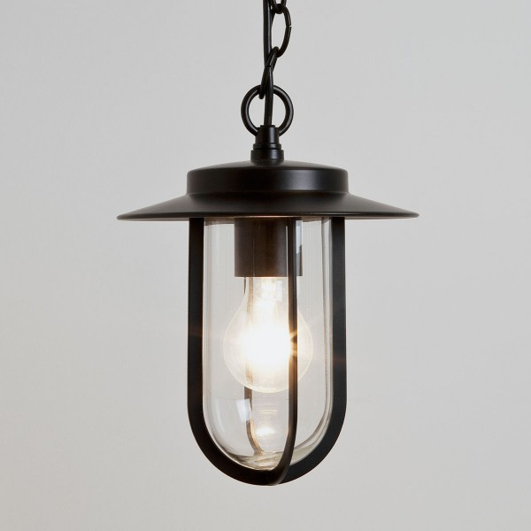 Astro Montparne Pendant Black Outdoor Light