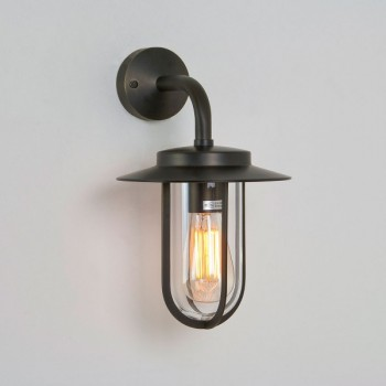 Astro Montparnasse Wall Bronze Outdoor Wall Light