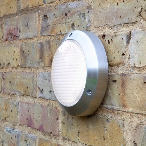 Astro Toronto 170 Polished Aluminium Bathroom Wall Light