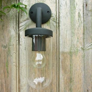 Astro Tressino S Black Outdoor Wall Light
