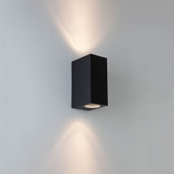 Astro Chios 150 Black Outdoor Wall Light