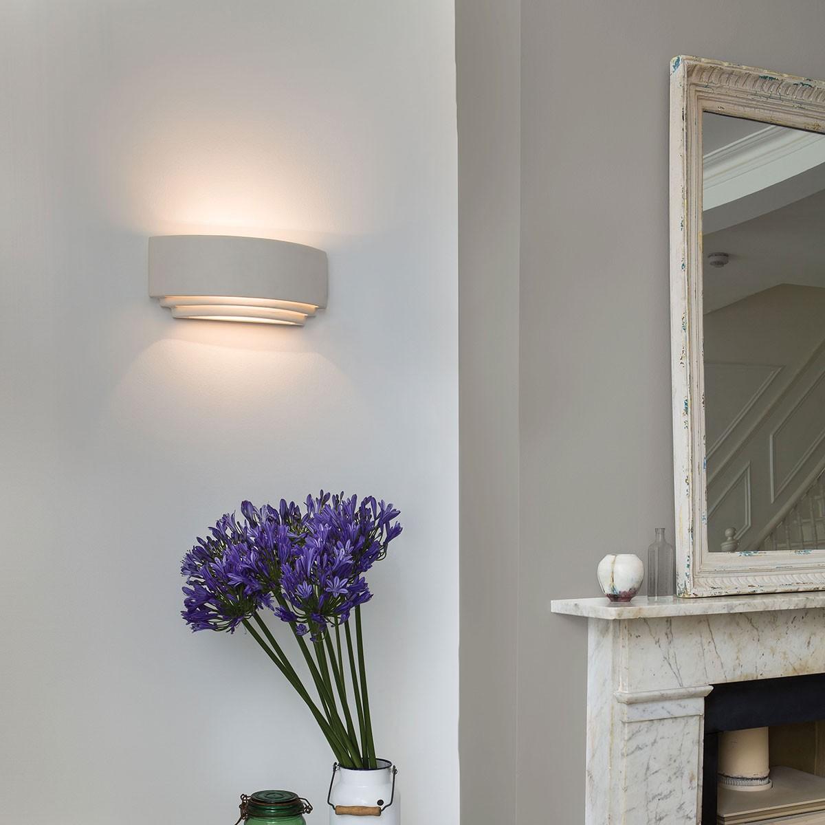 Astro Amalfi Ceramic Wall Light At UK Electrical Supplies