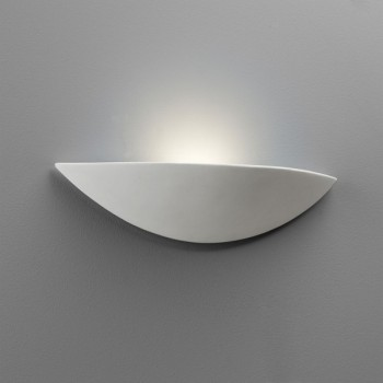 Astro Slice Ceramic Wall Light