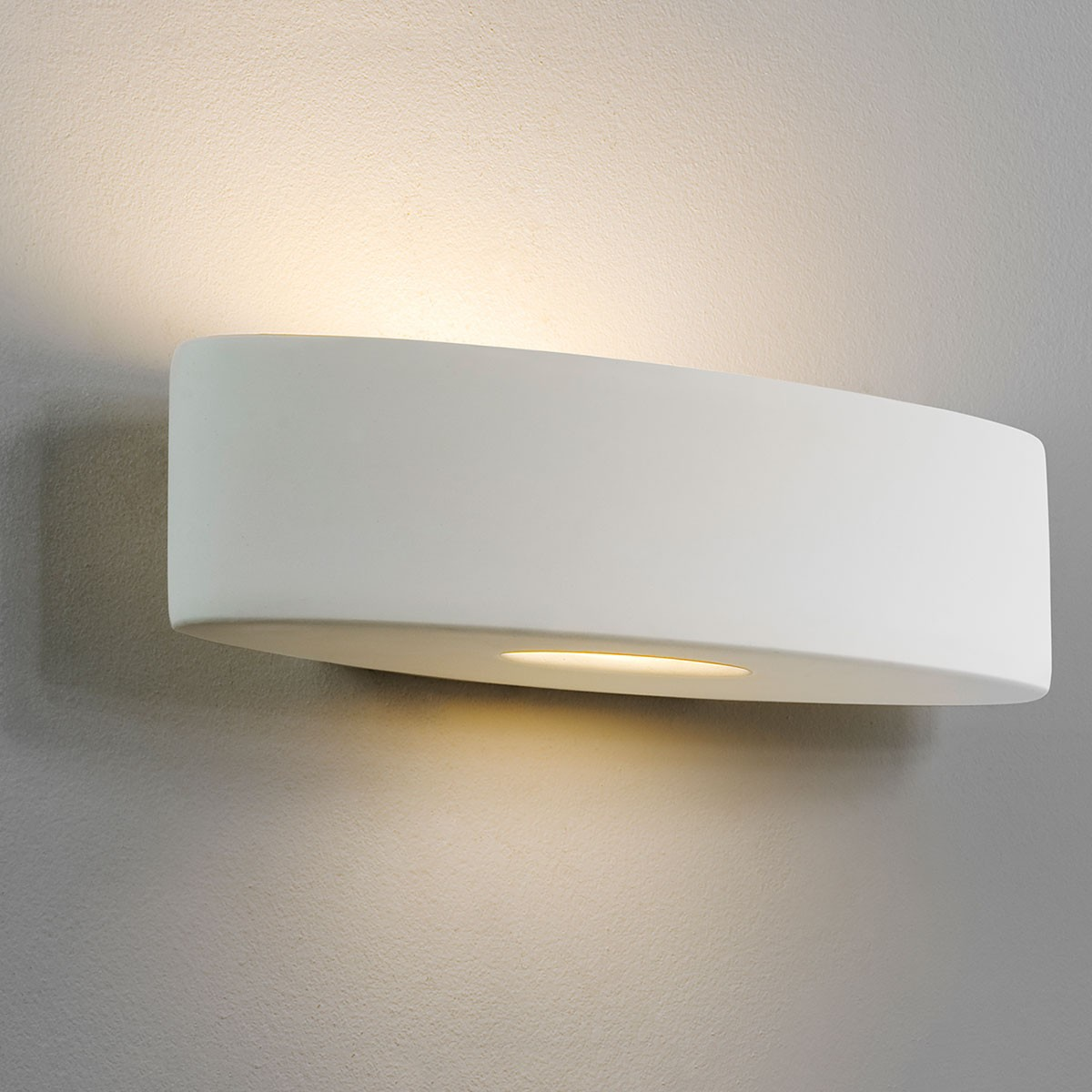 Astro Ceramic Wall Lights : Astro Ovaro Ceramic Wall Light at UK Electrical Supplies.