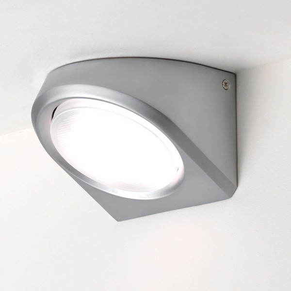 Astro Bressa Satin Chrome Wall Light