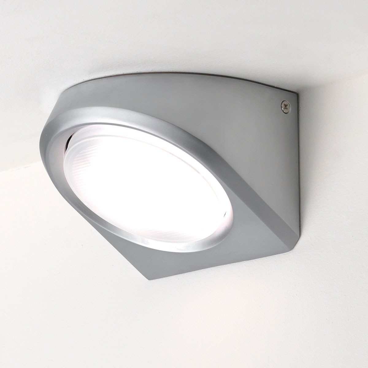 Wall Lights Satin Chrome : Astro Bressa Satin Chrome Wall Light at UK Electrical Supplies.