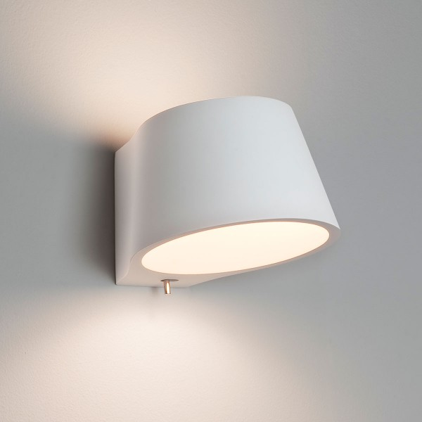 Wall Plaster Products : Astro koza plaster wall light at uk electrical supplies