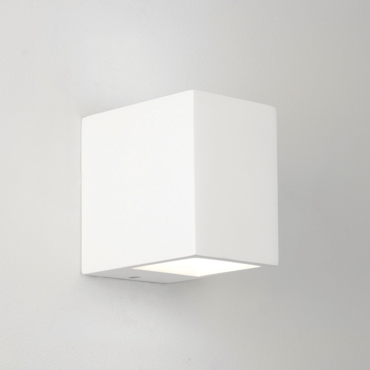 Astro Mosto Plaster Wall Light at UK Electrical Supplies.